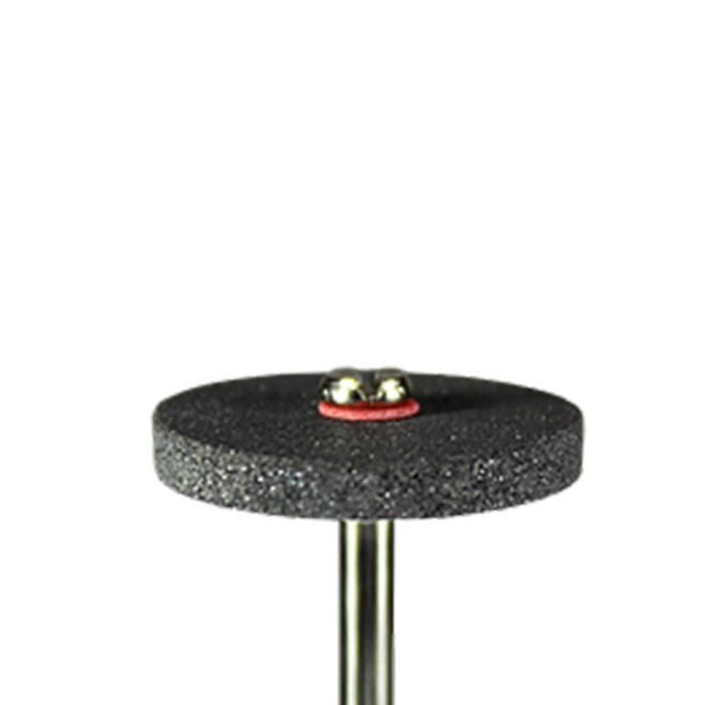 Polidor Metal - American Burrs - Roda Preta  Ref. RF0091 - 15 unid.