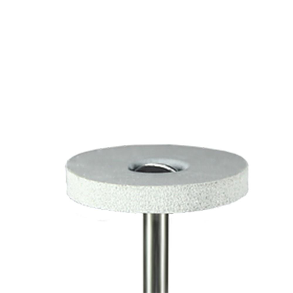 Polidor de Cerâmica Exa Cerapol - American Burrs - Roda Branco Ref. SH0092 - 3 unid.
