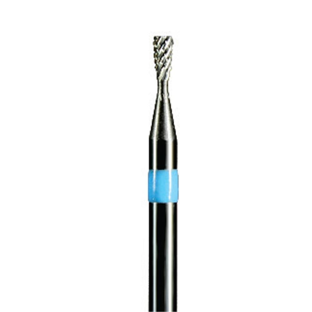 Broca Tungstênio Maxicut American Burrs Azul - 0910.016HP - Corte Cruzado Médio