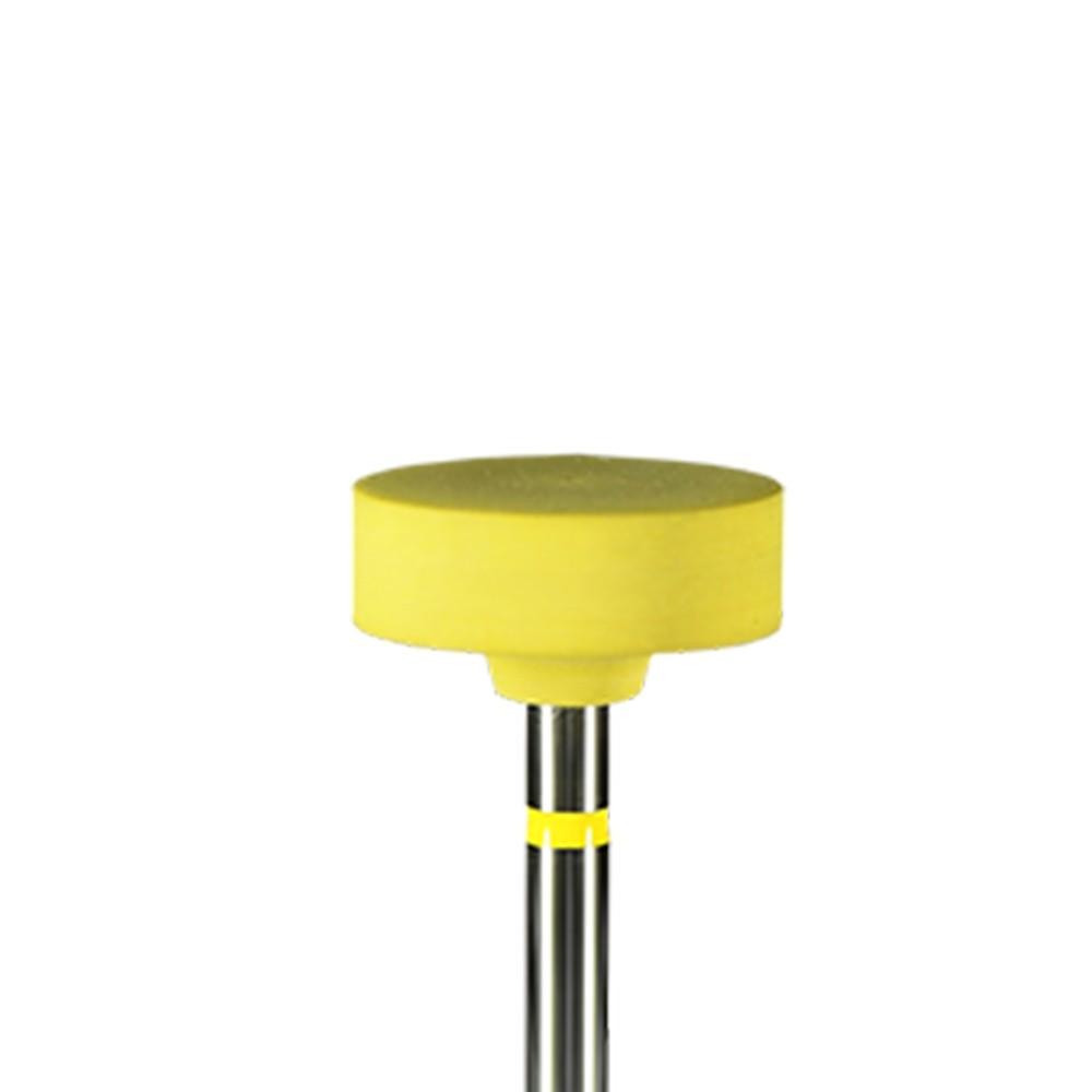Polidor Diamante - American Burrs - Roda Amarelo  Ref. RD2335 - 1 unid.