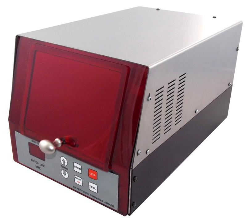Fotopolimerizadora Digital Inox - VRC