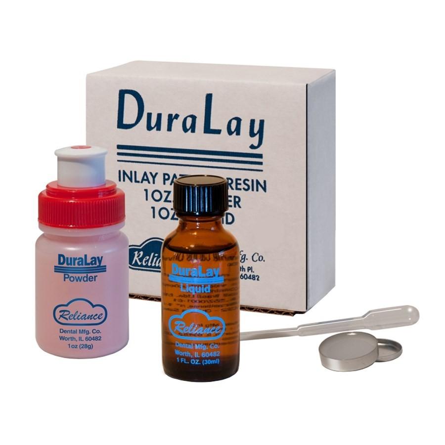 Kit Resina acrílica Duralay - 30ml + 28g