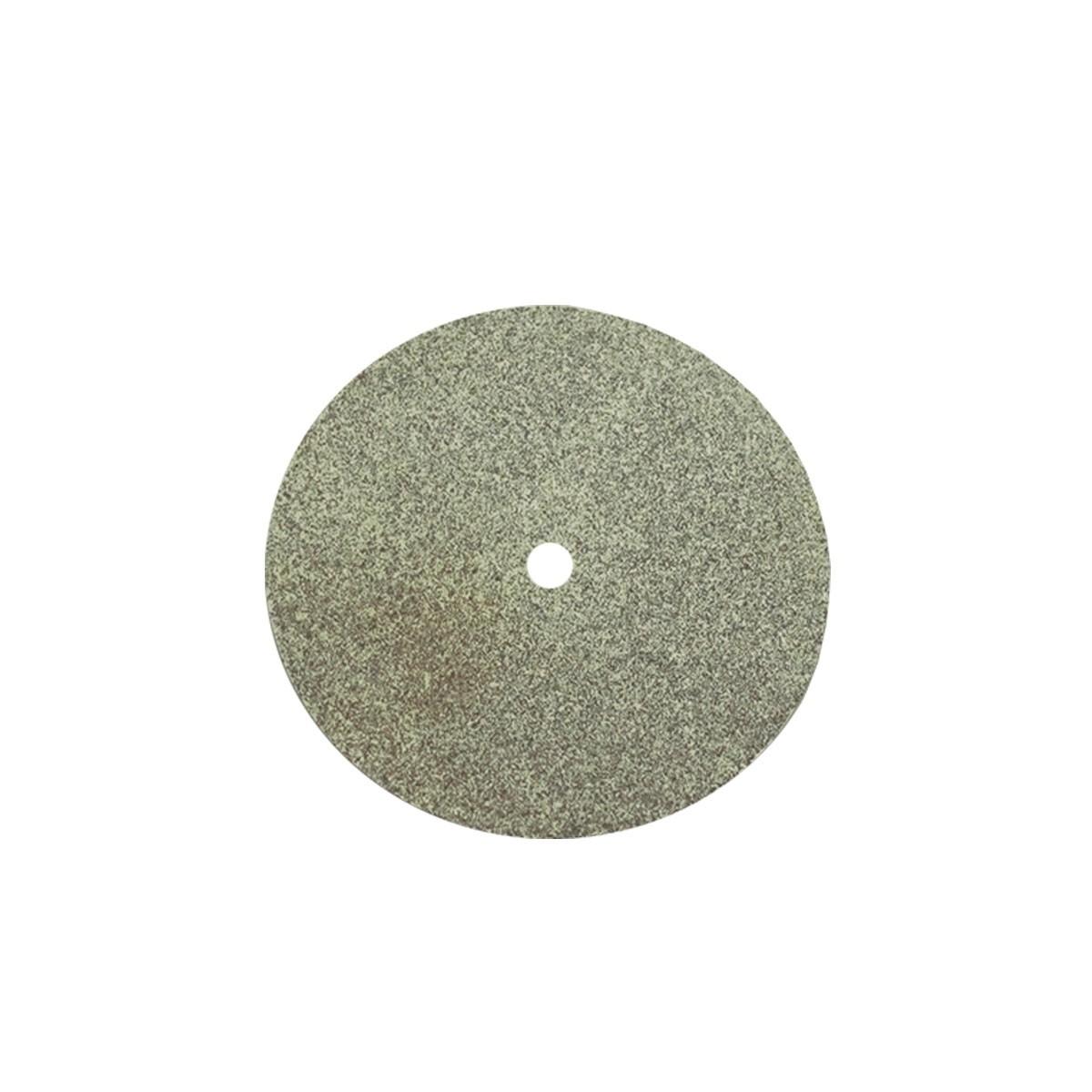 Disco Diamantado Dupla Face Total KG Sorensen s/ Mandril - Ref 7020