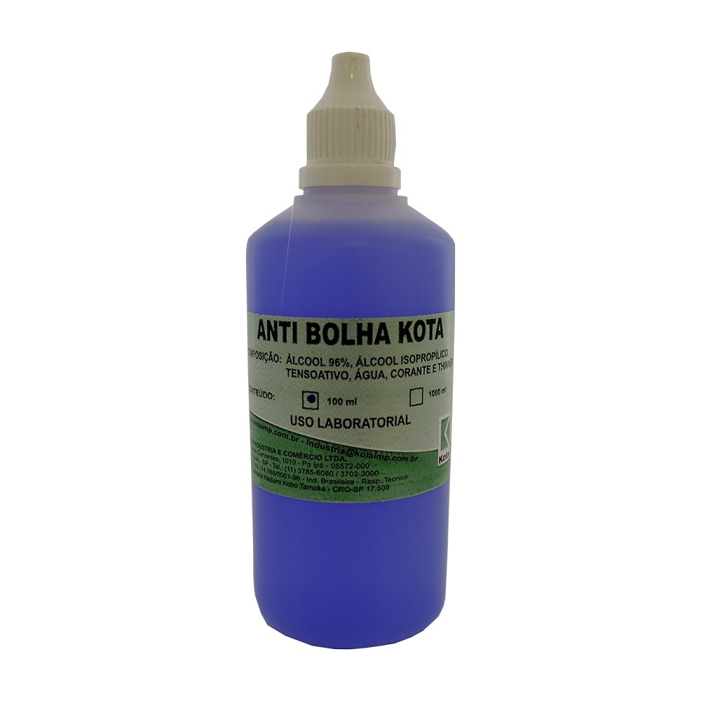 Anti Bolha Padron 100ml- Kota