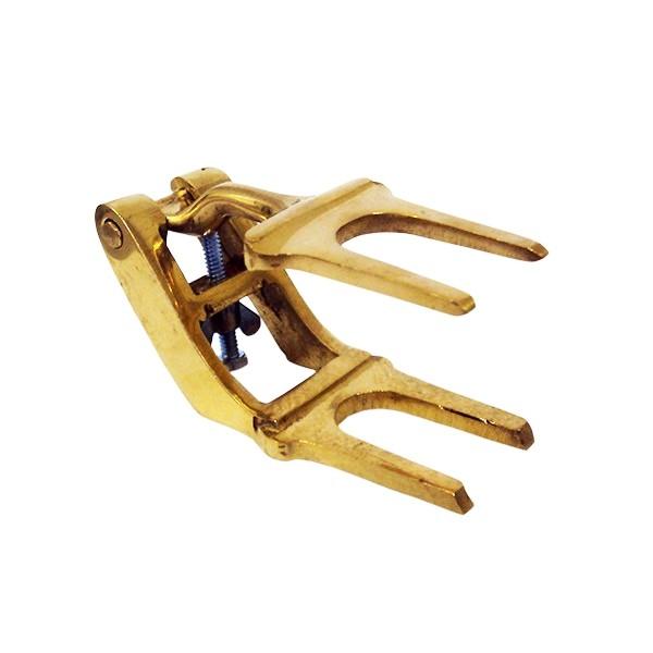 Articulador Charneira Metal Tipo Garfo sem Mola- LCPROTET