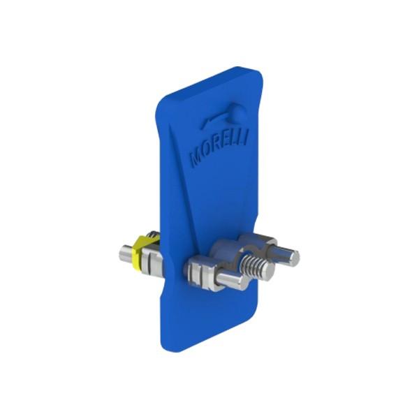 Expansor Morelli Bilateral Standart 7mm Azul - 1 unid cod 65.05.101