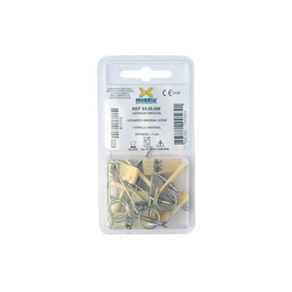 Expansor Morelli Bilateral Universal 11mm Bege - 10 unid cod 65.05.008