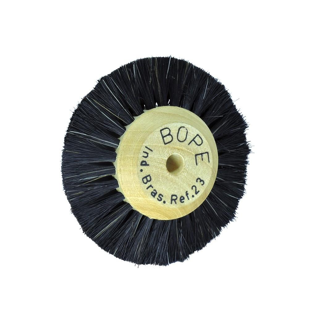 Escova de Pelo Rotativa - Bope Ref. 23
