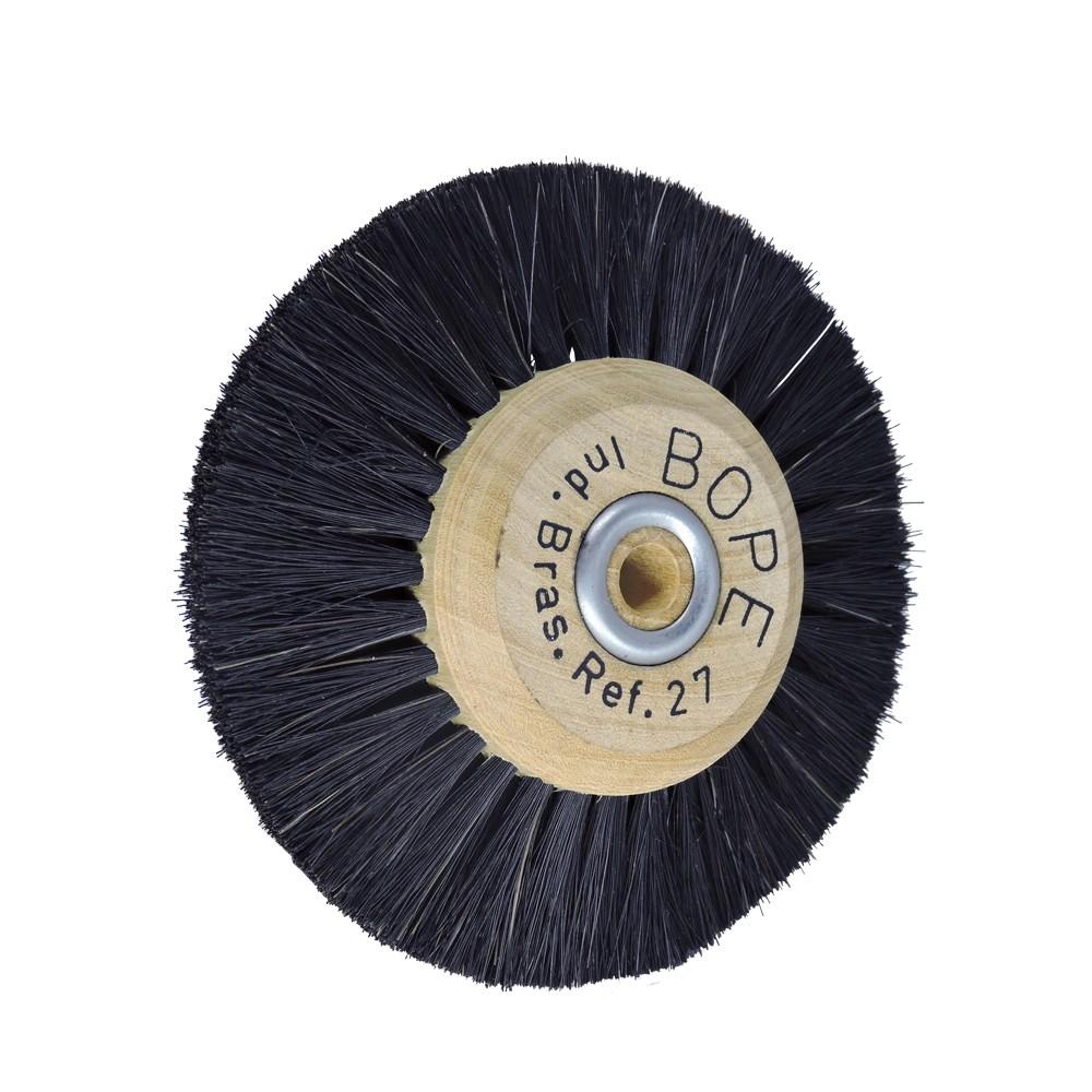 Escova de Pelo Rotativa - Bope Ref. 27