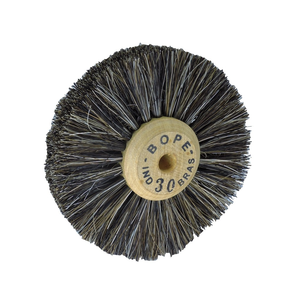 Escova de Pelo Rotativa - Bope Ref. 30