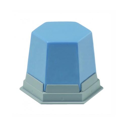 Cera GEO Renfert para Fresagem - azul opaca REF 485-1000