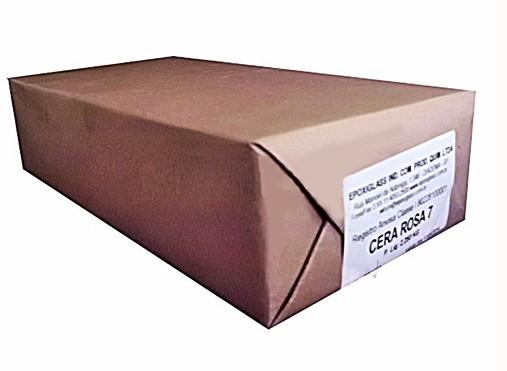 Cera Rosa 7 Epoxiglass Pacote Econômico 2,250kg