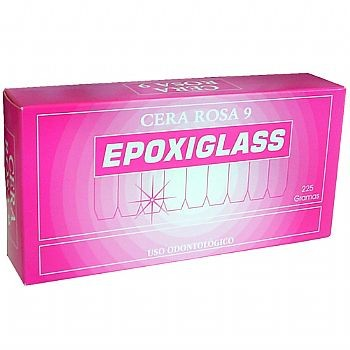 Cera Rosa 9 Epoxiglass 225grs