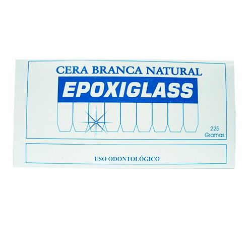 Cera Branca Natural Epoxiglass 225grs