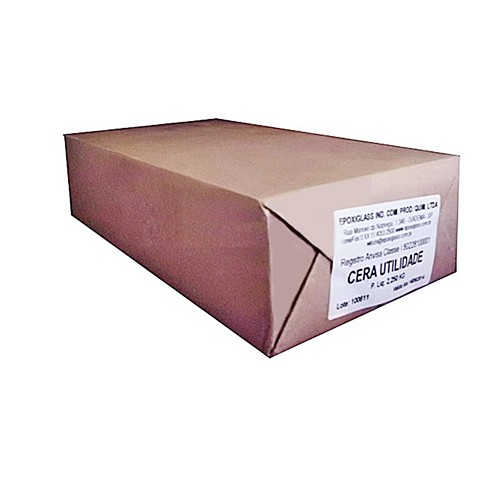 Cera Utilidade Epoxiglass Pacote Econômico 2,250kg