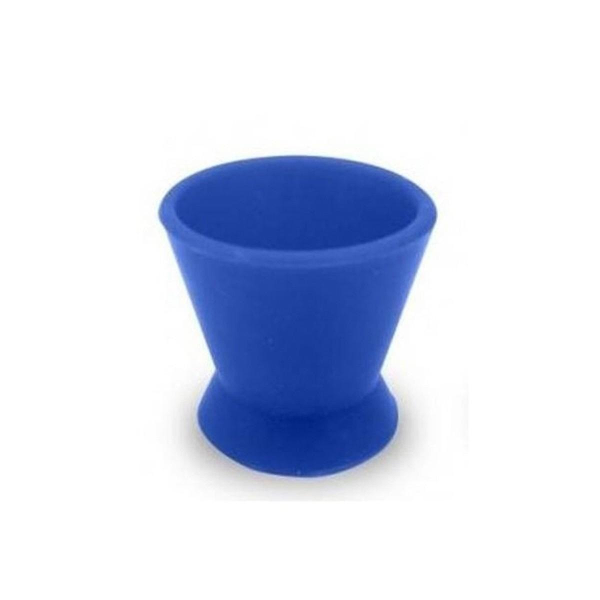 Pote Dappen de Silicone OGP Grande Azul- 1UNID