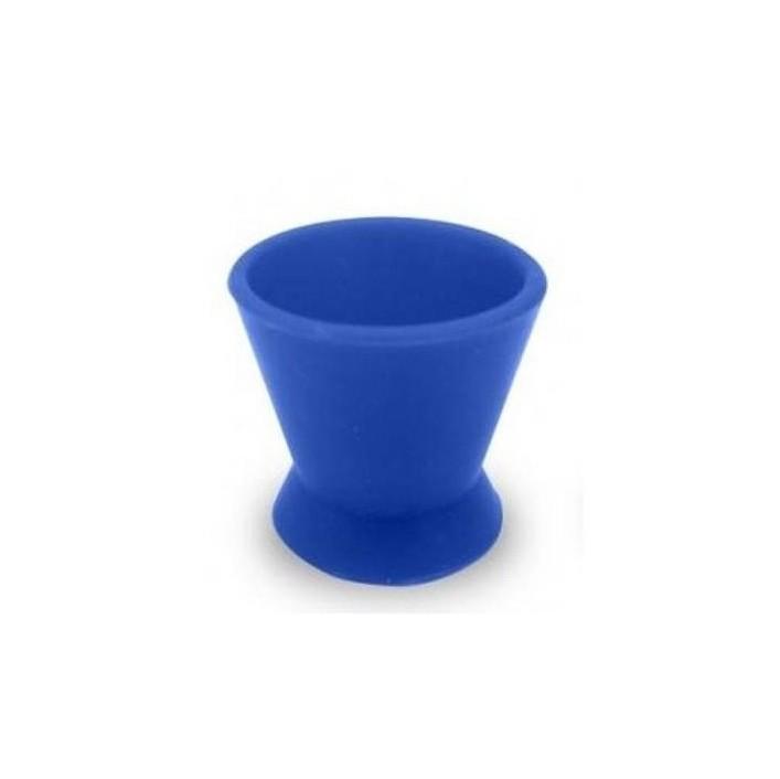 Pote Dappen de Silicone OGP Pequeno Azul - 1 unidade