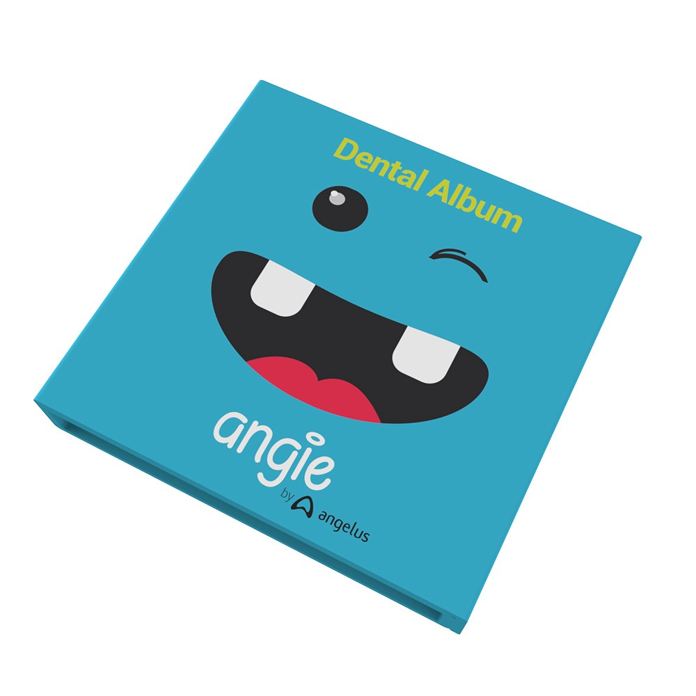 Dental Álbum Premium Azul Angie - Angelus Ref 972