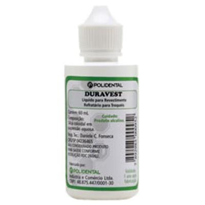 Revestimento Polidental Duravest - 60ml líquido