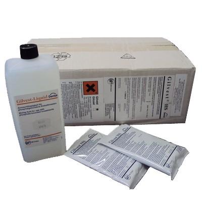 Revestimento Gilvest HS - 4,5kg (45 envelopes de 100g + 1L de líquido)