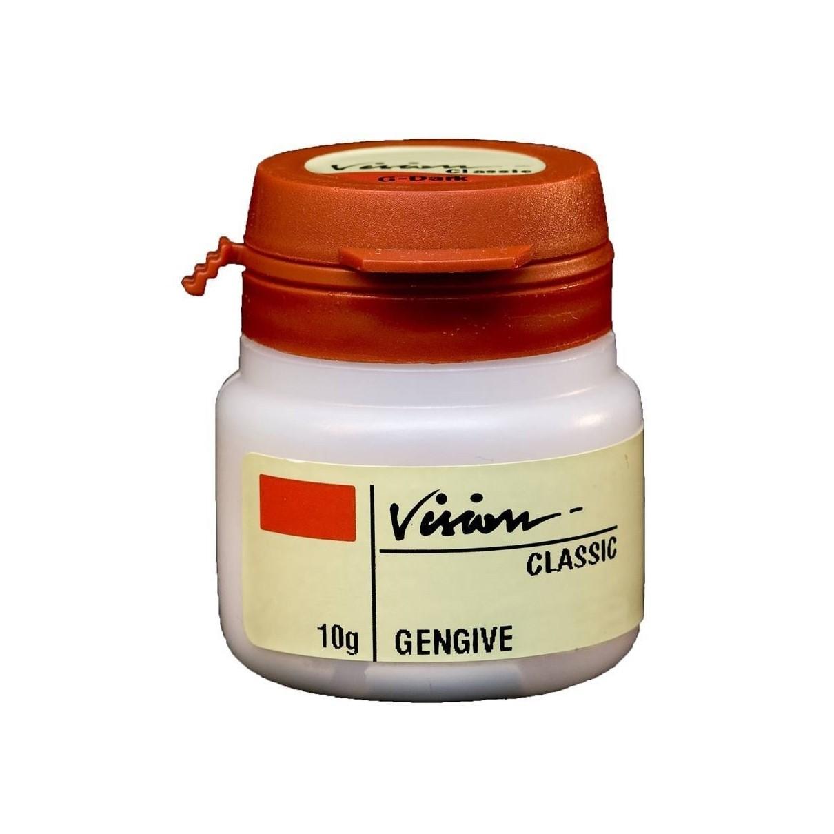 Cerâmica Vision Classic Gengiva- 10g