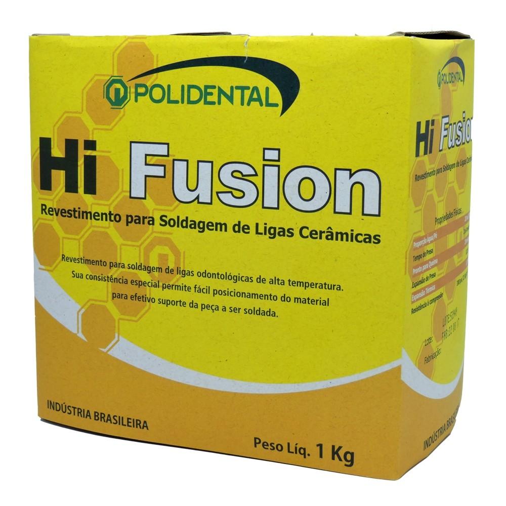 Revestimento Hi-Fusion 1 Kg - Polidental
