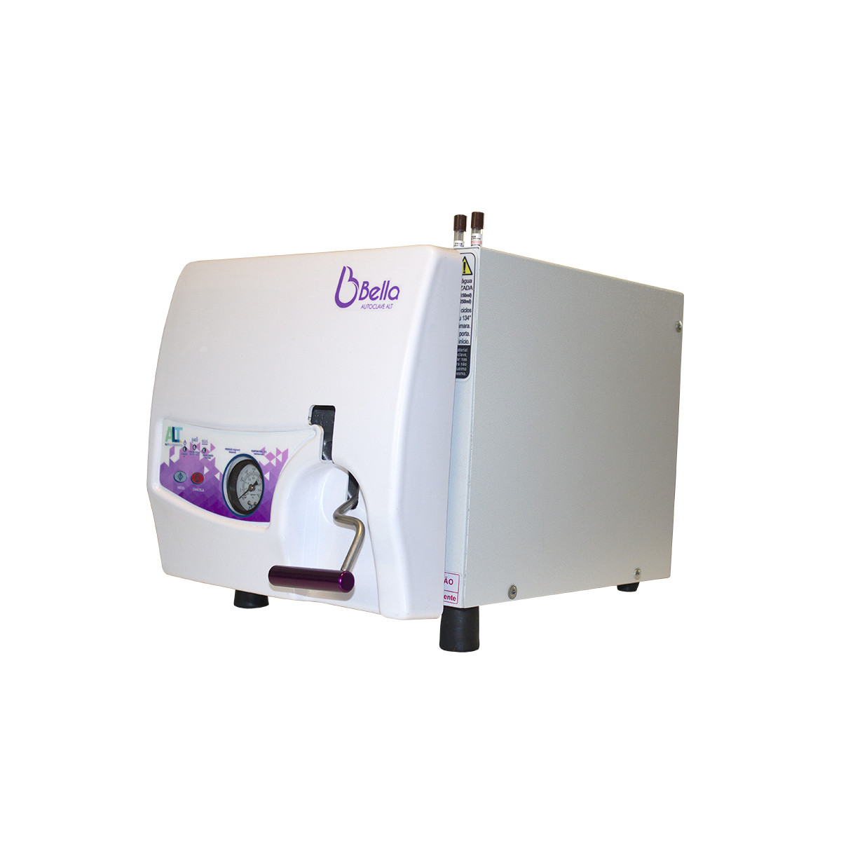 Autoclave Inox Bella Bio Digital 5L - Bivolt