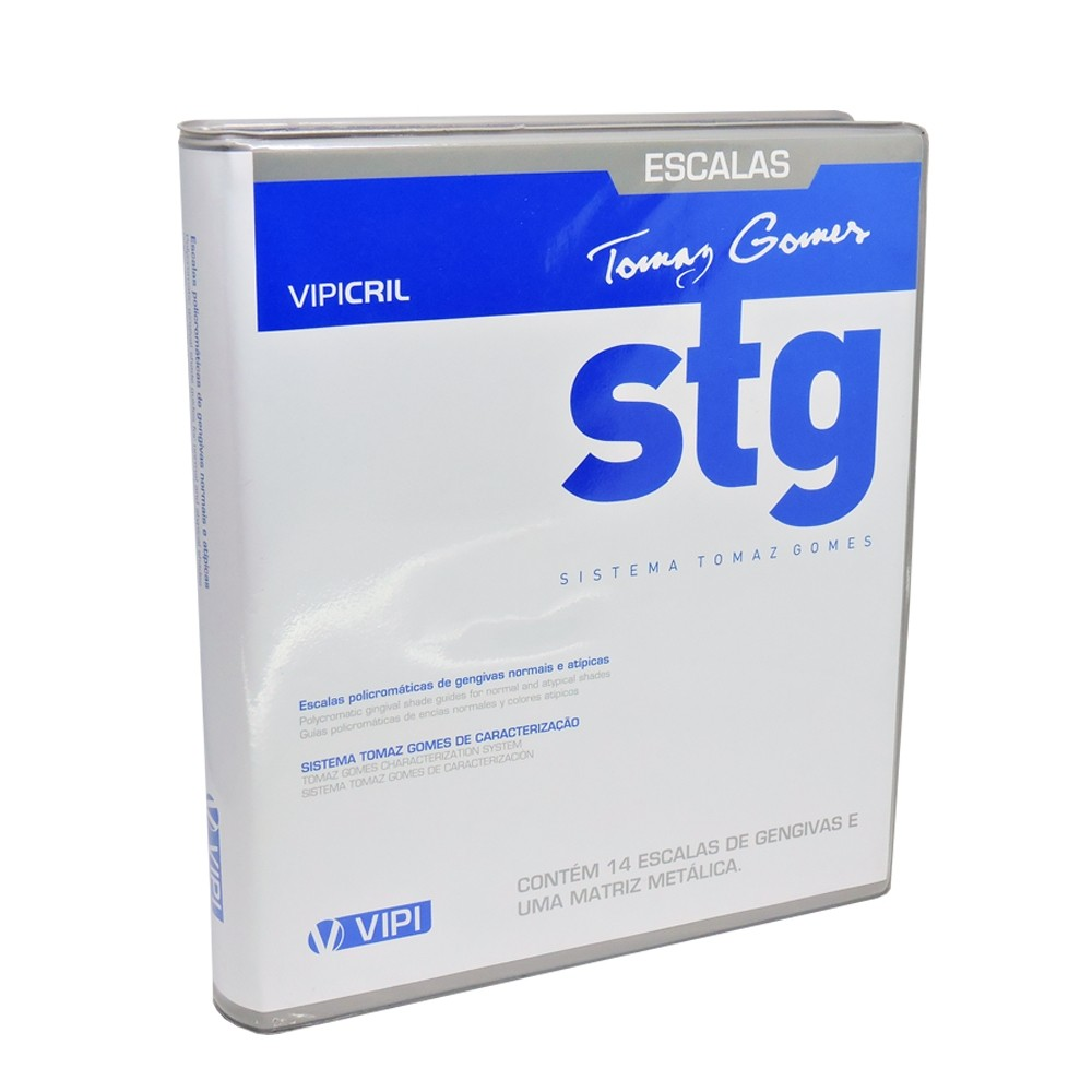 Escala de Gengivas Vipi STG