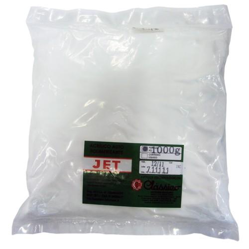Resina Acrílica Autopolimerizável JET Incolor 1000g - resina de rápida