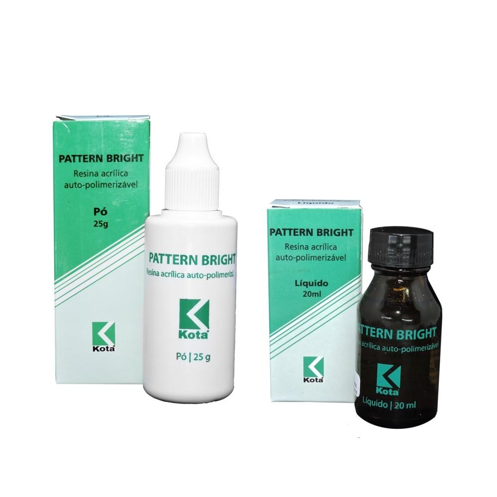 Resina Pattern Bright - Kit 25g + 20ml -  Kota