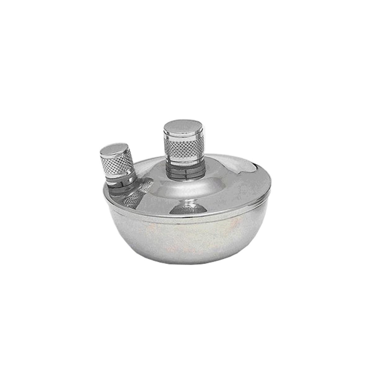 Lamparina Inox Simples 40ml - Können