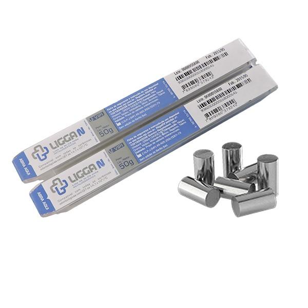 Metal Vipi Ligga N 50 g - sem berílio (Limite 10kg por cliente)