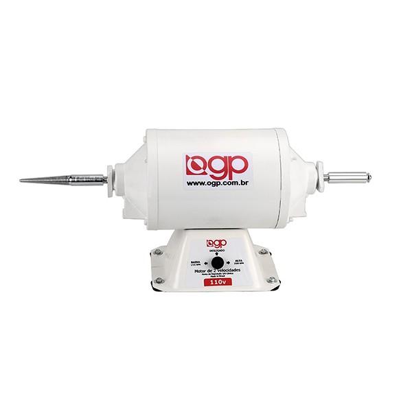 Motor de Polimento OGP 2 velocidades com 2 pontas