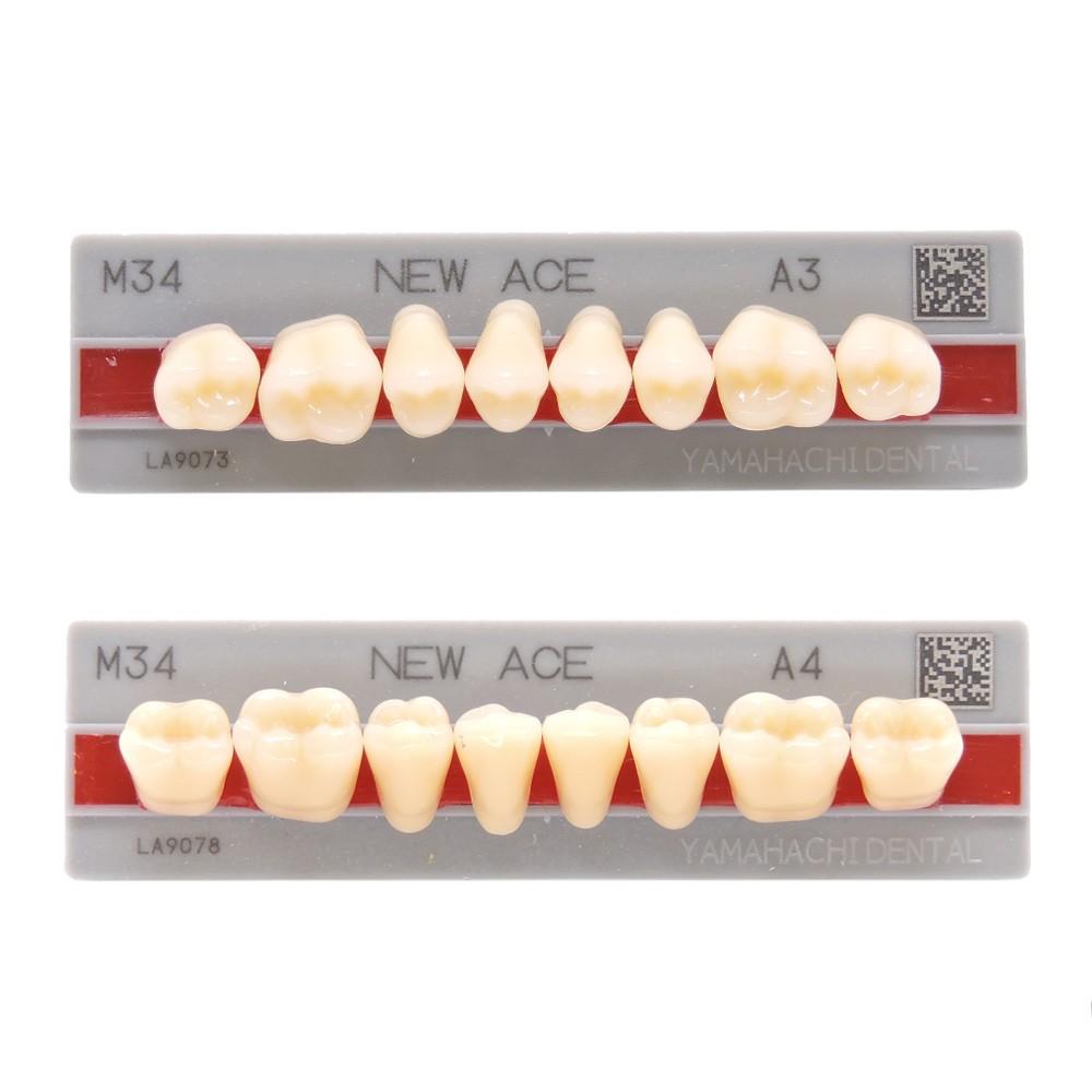 Dente NEW ACE - modelos posteriores
