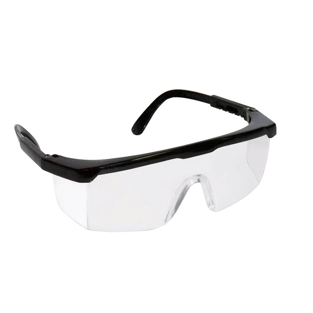 Óculos de Proteção Ssplus com Haste Regulável Incolor