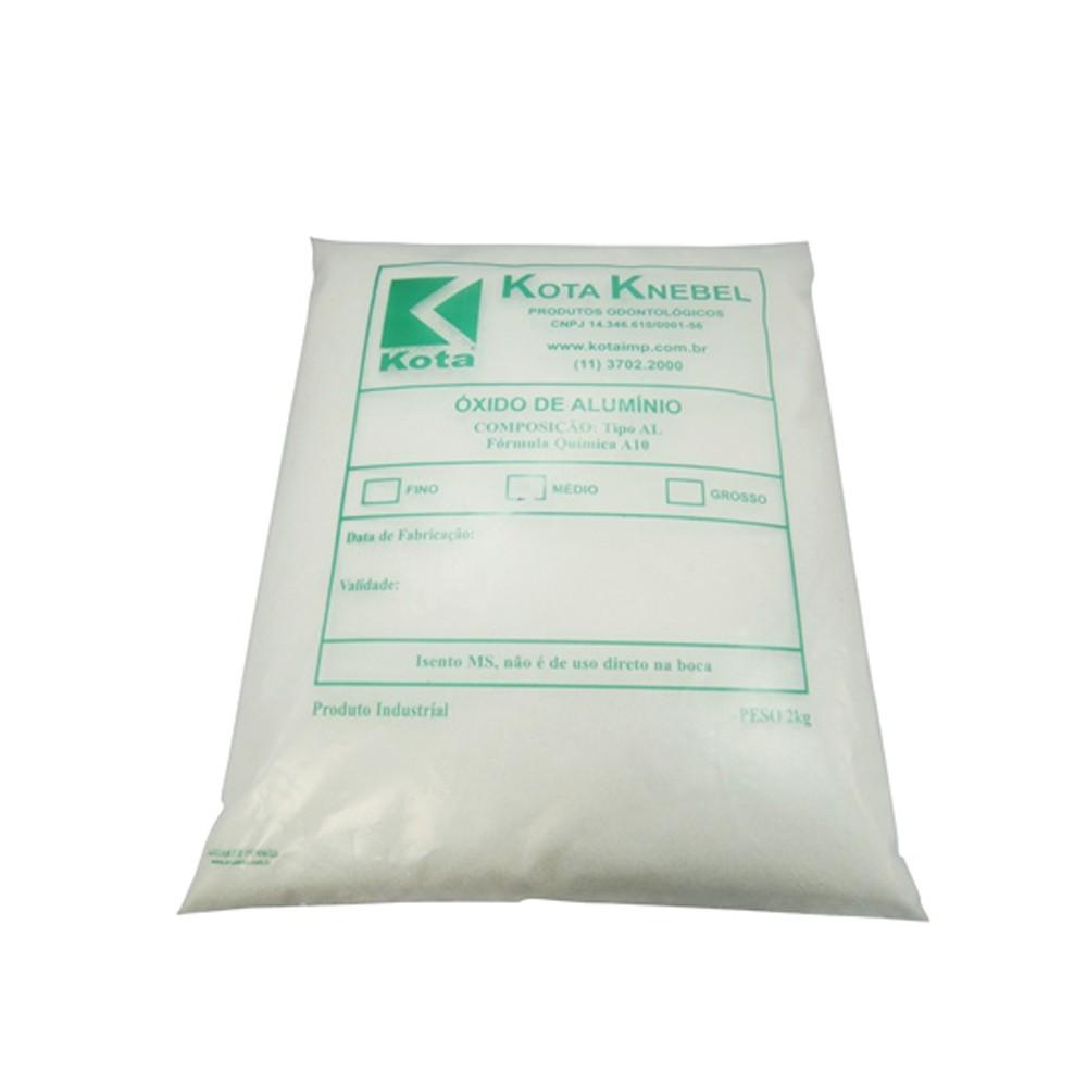 Óxido de Alumínio Fino - Kota Knebel 2Kg