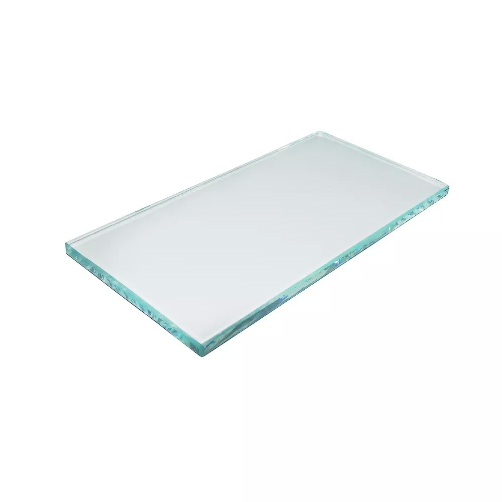Placa de Vidro Fina 6mm - Polida