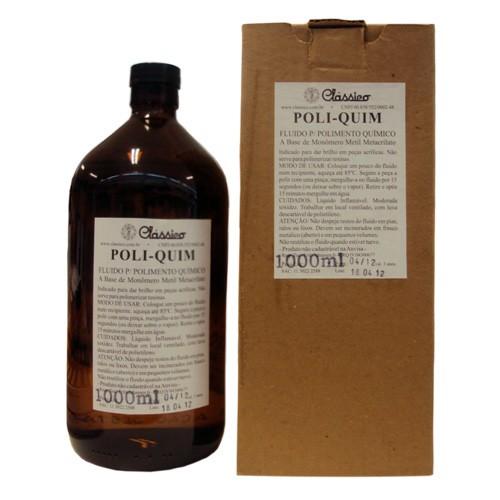 Fluído para Polimento Químico Poli Quim 1000mL