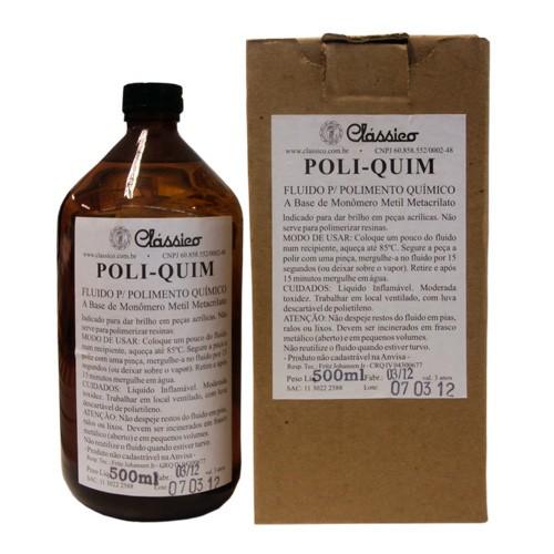 Fluído para Polimento Químico Poli Quim 500mL