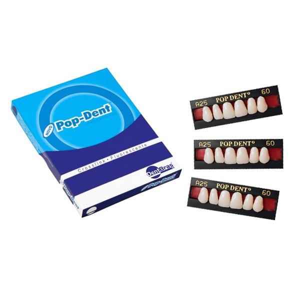 Dente DentBras Pop-Dent Modelos Anteriores