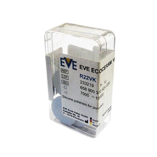 Polidor EVE Disco Ecoceram Cinza REF R22VK - 10 unidades