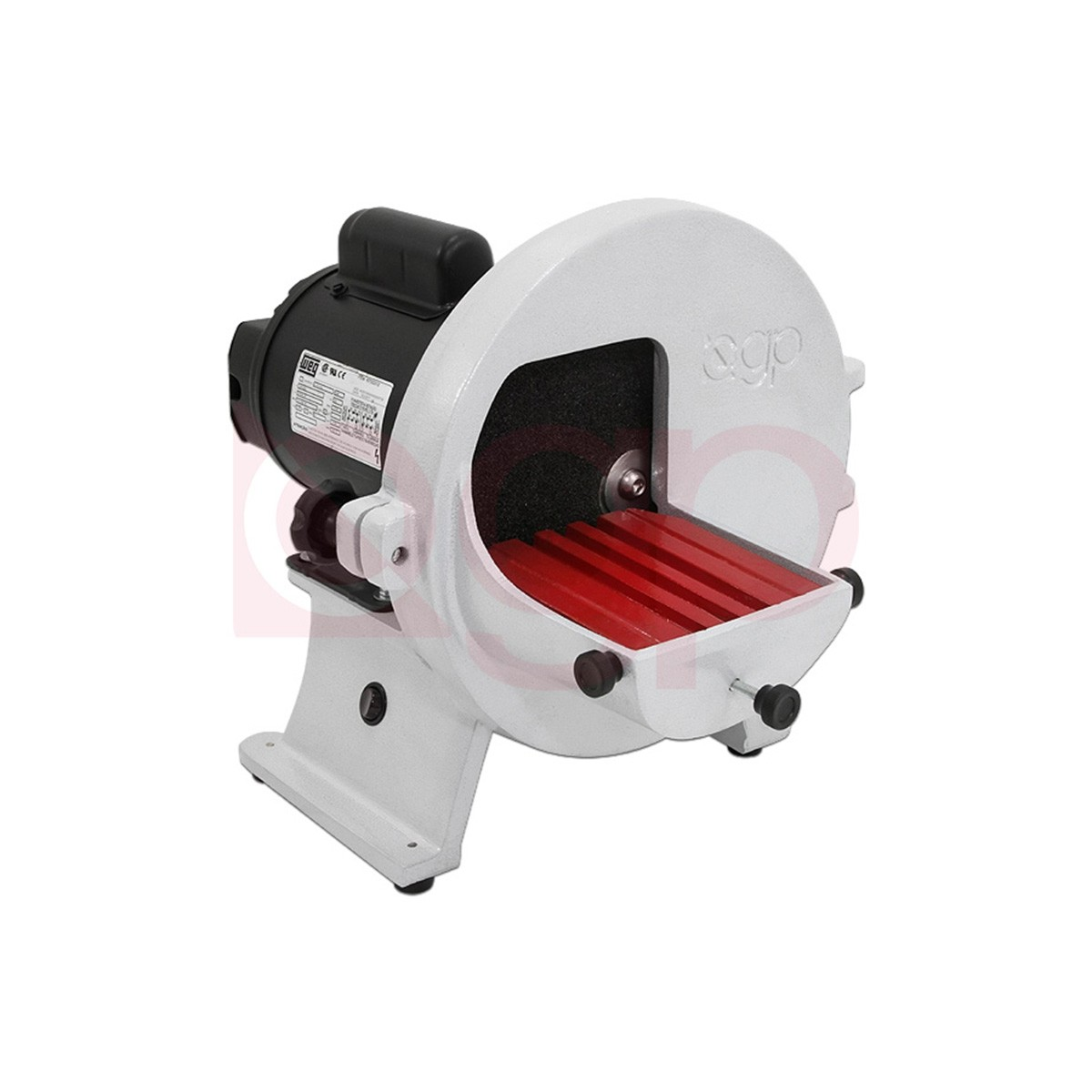 """Recortador de Gesso OGP 10"""" 1/2CV - Com Irrigação Automática Bivolt"""