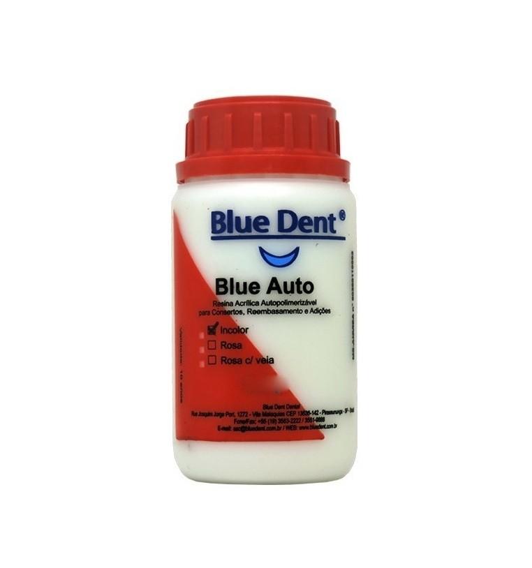 Resina Autopolimerizavel Blue Dent 500g Incolor
