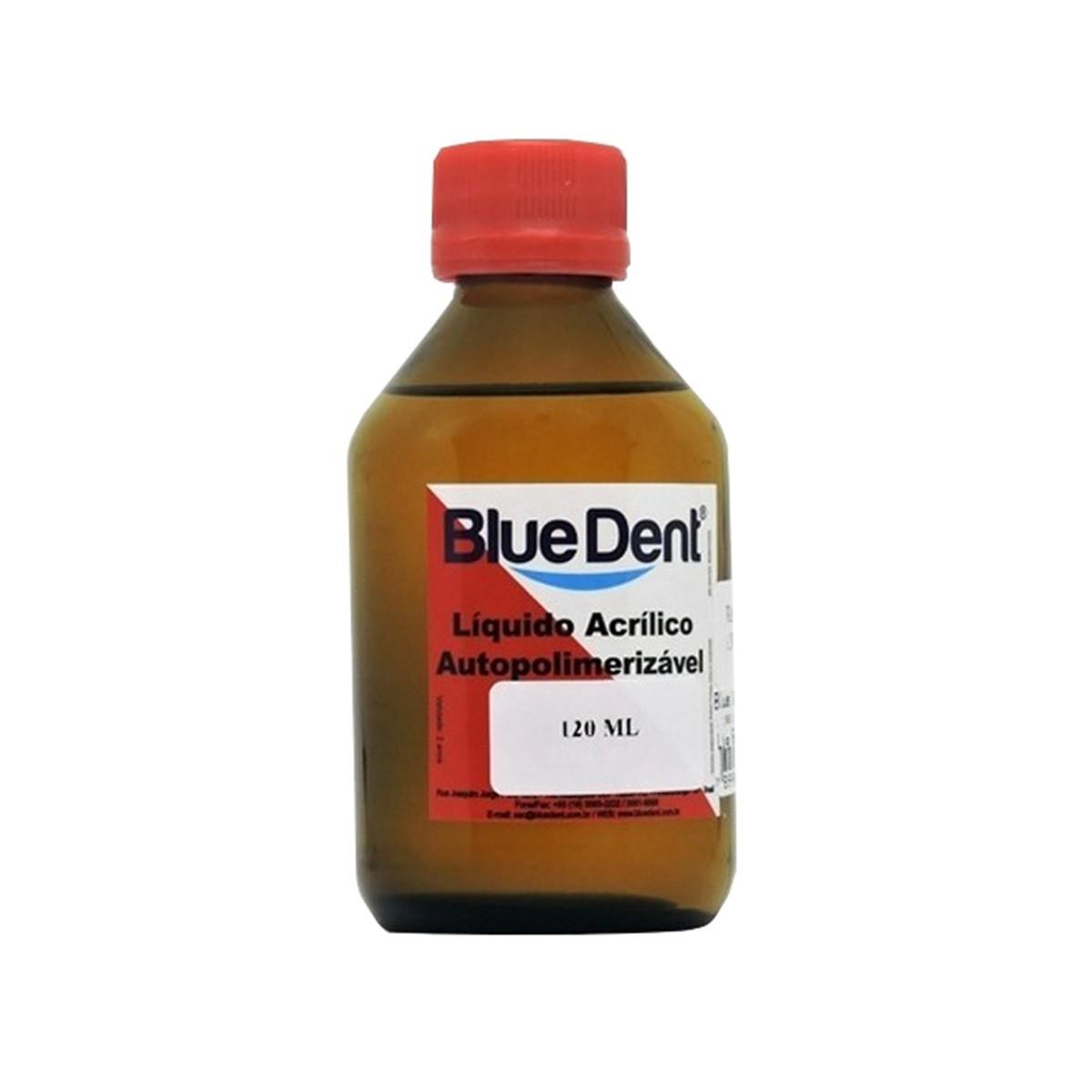 Resina Autopolimerizavel Blue Dent 120ml