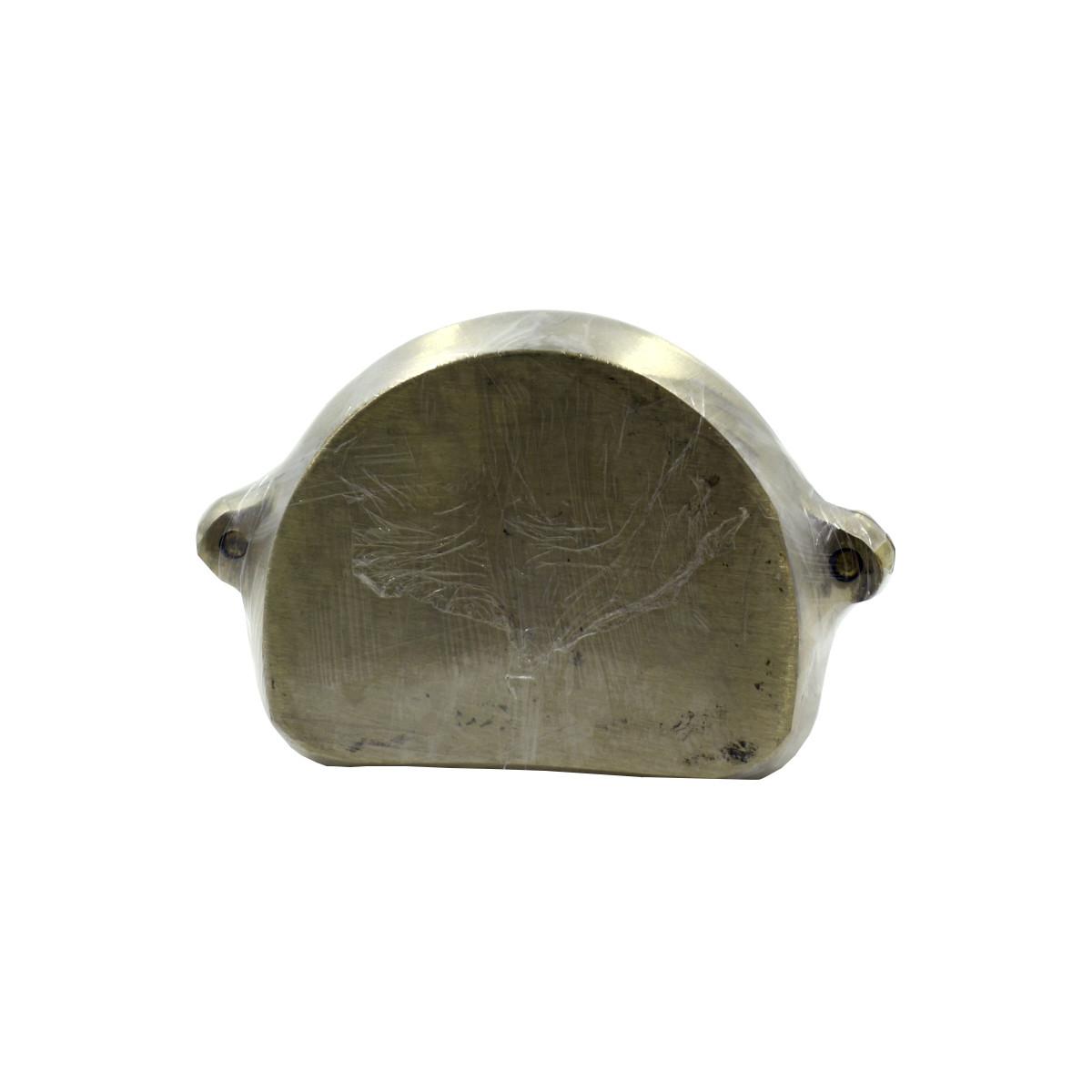 Mufla MAC N° 6 sem parafuso  - muflo de cocção