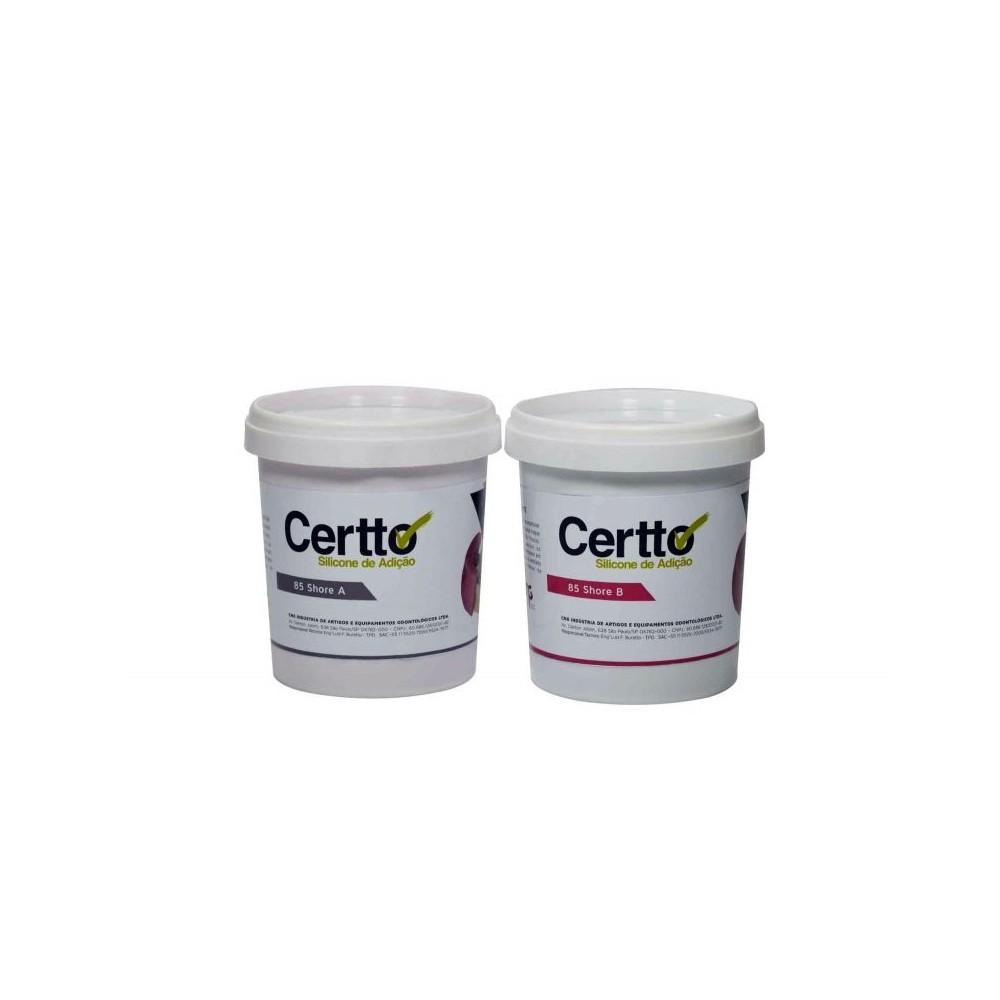 Silicone muralha Certto CNG 10kg - REF 2126