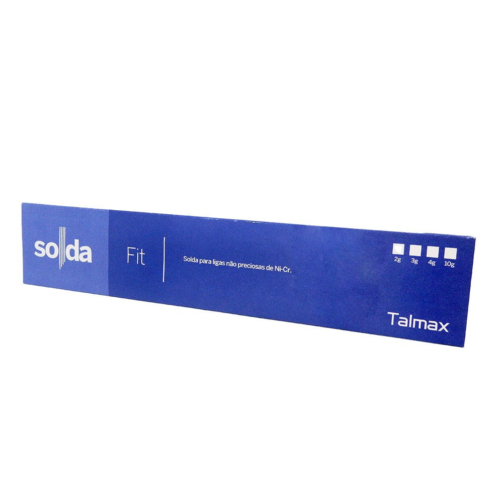 Solda Fit Ni Cr Talmax 2g