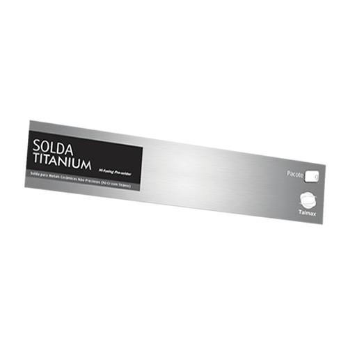Solda Titanium Talmax 1g