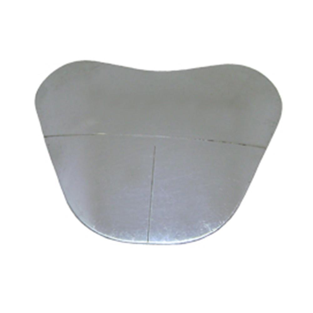Curva de Spee em Alumínio - Parte Superior