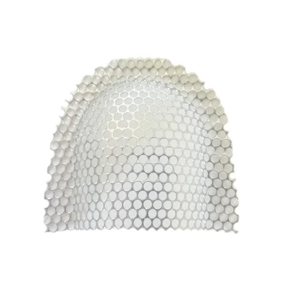 Tela Perfurada Inox Logos - para reforço de palato